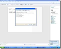 Windows live writer 1